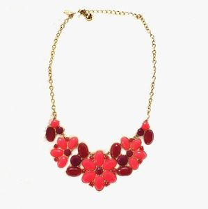 Kate Spade Daisy Floral Statement Necklace